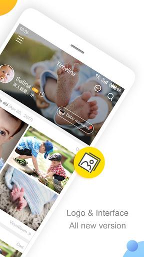 Timehut u2013 Babybook, memories & moments 5.1.9.1 screenshots 2