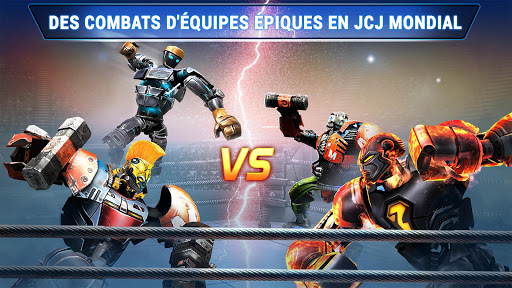 Real Steel Boxing Champions  captures d'u00e9cran 3