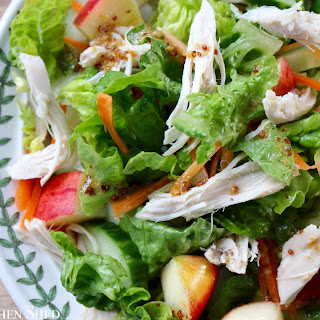 Apple Lettuce Salad Recipes