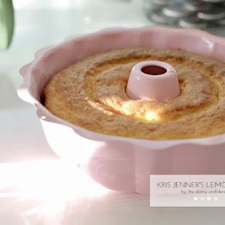 Kris Jenner'S FAMOUS Lemon Cake Recipe