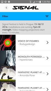 Signal Festival 2016- screenshot thumbnail