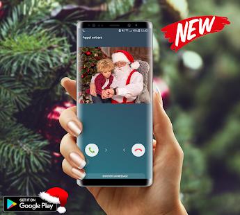A Call From Santa Claus - Santa Tracker Free - náhled