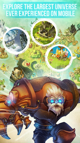 DOFUS Touch Android App Screenshot