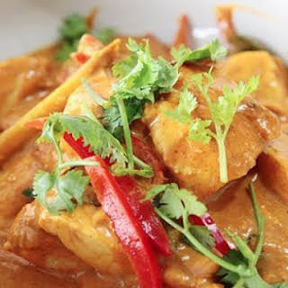 Assam Fish Curry.