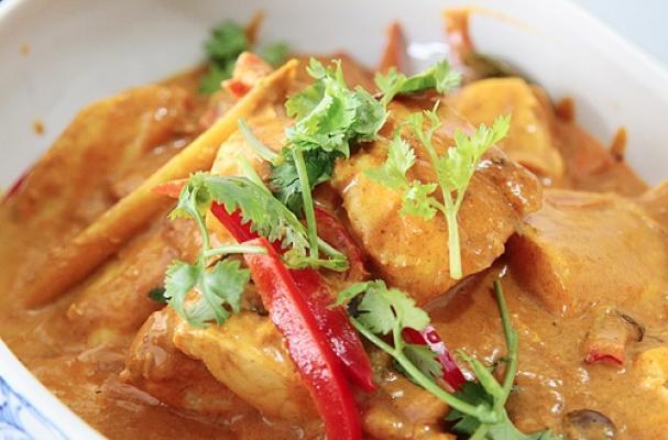 Assam Fish Curry Recipe