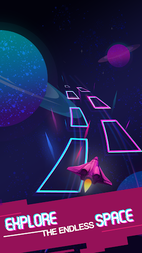 Dancing Planet: Space Rhythm Music Game apktram screenshots 7