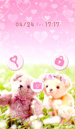 玩免費個人化APP|下載可愛換裝桌布★Love Bears app不用錢|硬是要APP