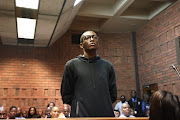 14/03/2019 : Notorious businessman Vusi 'Khekhe' Mathibela made his first court appearance at the Pretoria Magistrate Court after he turned himself in. Mathibela appeared on charges of extortion, fraud and assault.