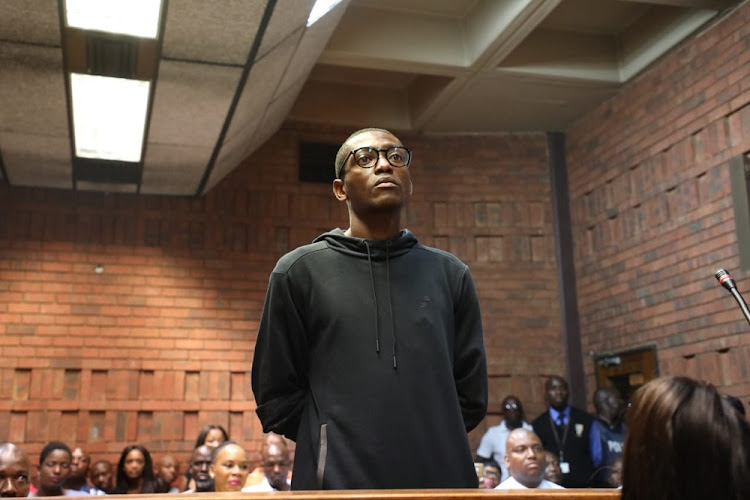 Notorious businessman Vusi 'Khekhe' Mathibela made his first court appearance at the Pretoria Magistrate Court after he turned himself in. Mathibela appeared on charges of extortion, fraud and assault.