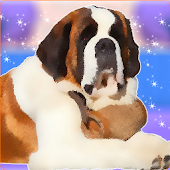 Saint Bernard Pet Care - Dog Games for Kids