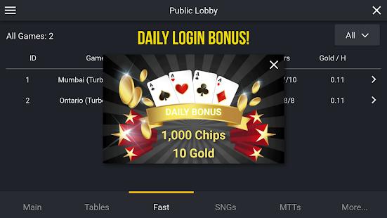 Pocket Poker Room - náhled