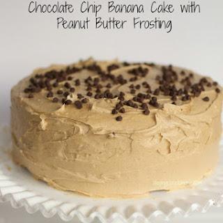 Chocolate Chip Banana Cake.