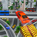 Crazy Car Impossible Stunt Challenge Game