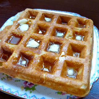 Bread Flour Waffles Recipes