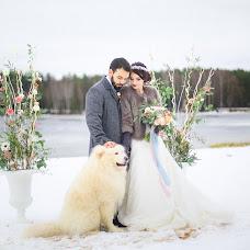 Свадебный фотограф Александра Якимова (IccaBell). Фотография от 02.01.2018