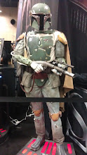 Photo: Floor - Boba Fett; if you have the $ you can buy this from Sideshow Collectibles