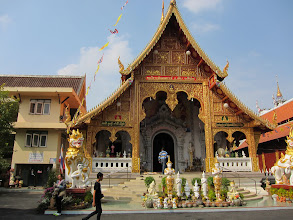 Photo: Temple in Chiang Mai