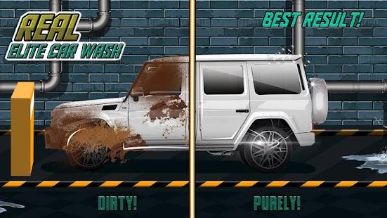 Real Elite Car Wash - náhled