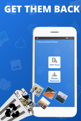 Deleted Photo Recovery App Restore Deleted Photos screenshot 3