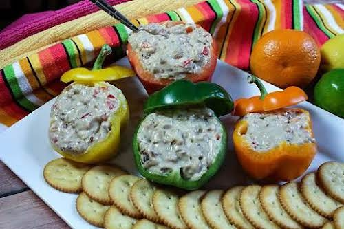 """Sweet and Tangy Pepper Spread""""Everyone loves colorful food, especially when it's snack..."""