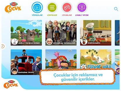TRT Çocuk Screenshot