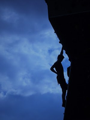 Appesi nel blu di klarinetto