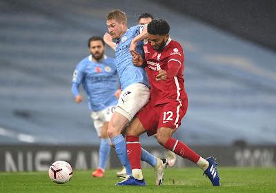 Liverpool confirme la blessure de Joe Gomez