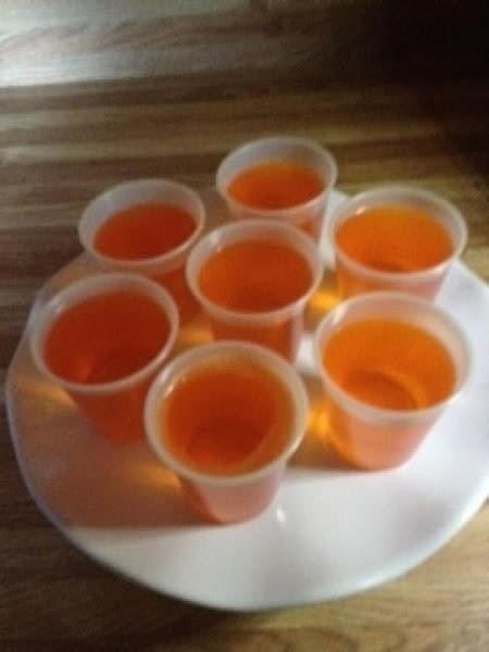 Any Flavor Jello Shots Recipe