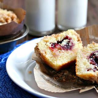 Raya's Jammy Crumb Muffins
