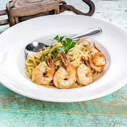 Shrimp & Scallop Pasta
