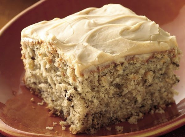 Peanut Butter Layer Cake... Recipe