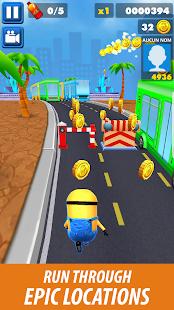 Subway Banana Rush 3D - náhled