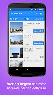 ParkMe Parking Screenshot 4