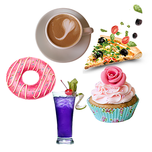 Yummy Food Stickers For WhatsApp (WAStickers) Android APK Download Free By Enlister Tech