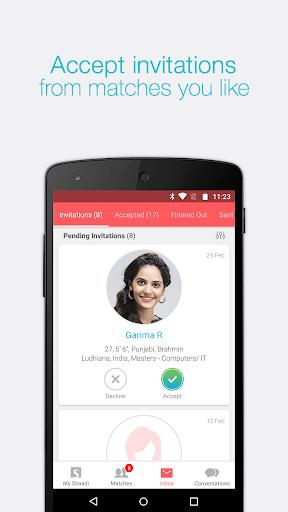 Shaadi.com - Matrimonial App for PC