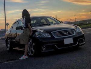 フーガ PNY50 のカスタム事例画像 黒風雅 👑さんの2018年11月05日22:08の投稿