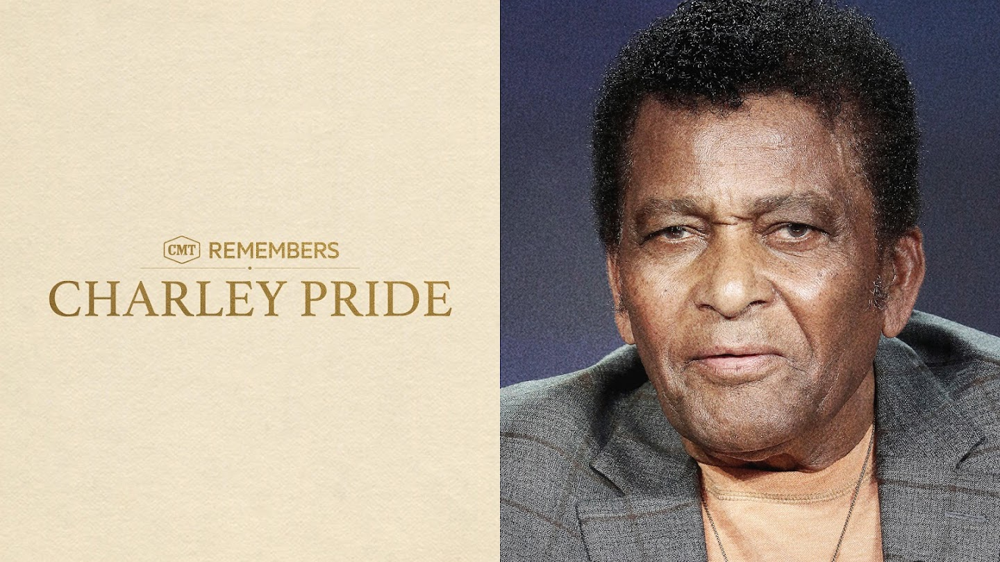 CMT Remembers Charley Pride
