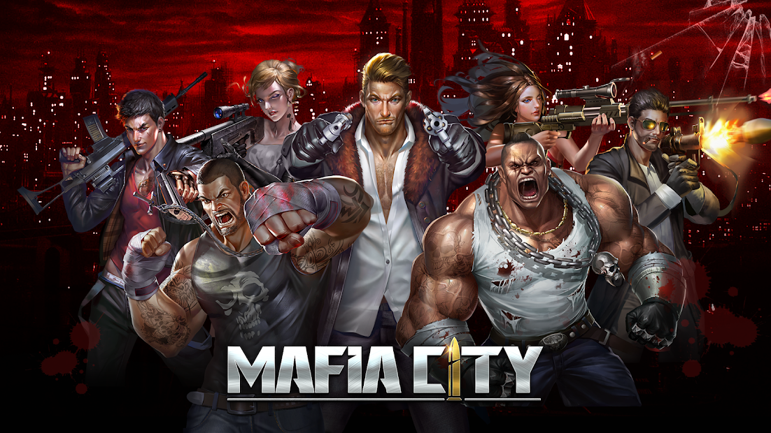 Mafia City Android App Screenshot