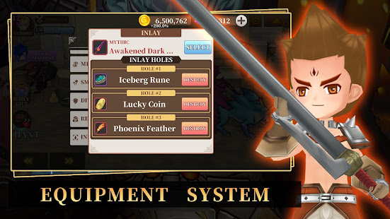 Hack Game Endless Quest: Hades Blade - Free idle RPG Games apk free