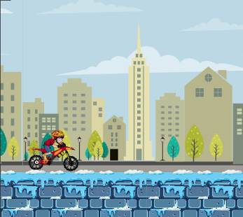 chiva bike racing - náhled
