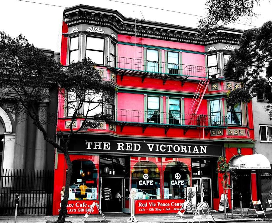 San Francisco by Kevin Morris - City,  Street & Park  Markets & Shops