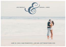 Joe & Abigail's Wedding - Save the Date item