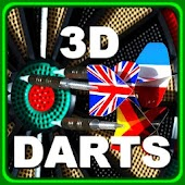 3D Bar Darts Game King