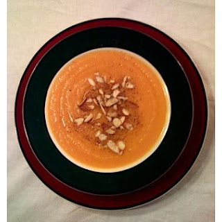 Almond Squash Soup