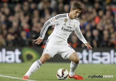 Un joueur du Real Madrid à Anderlecht ?