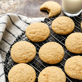 Honey Roasted Peanut Butter Cookies.