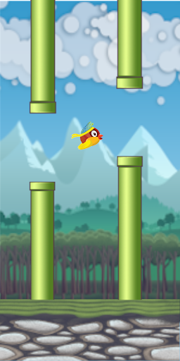 Flying Bird : New of Legendary Flappy Bird Game apkmr screenshots 3