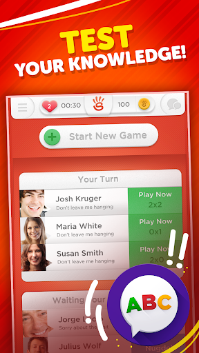 Stop - Categories Word Game 3.16.1 screenshots 2