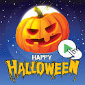 Animated Halloween Stickers 2020 WAStickerApps icon