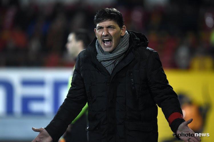 """Felice Mazzù : """"Tous les grands clubs ont souffert à Malines cette saison"""""""
